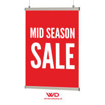 Plakat mid season sale